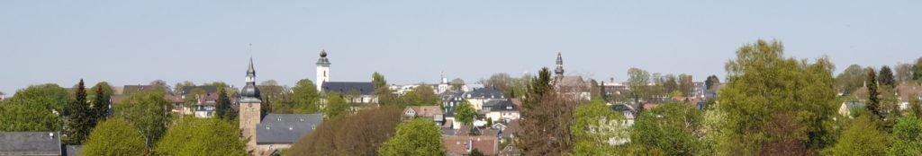 Panorama-Blick auf Remscheid-Lüttringhausen. Foto: Sascha von Gerishem