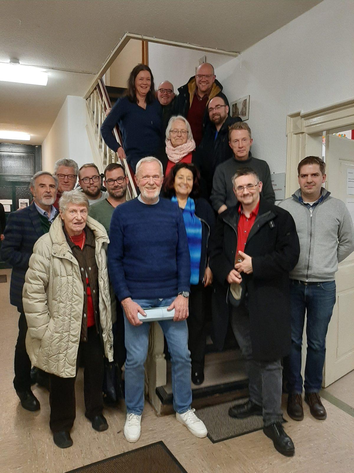 Jahreshauptversammlung 2020 des SPD-Ortsvereins Lüttringhausen am 10.03.2020